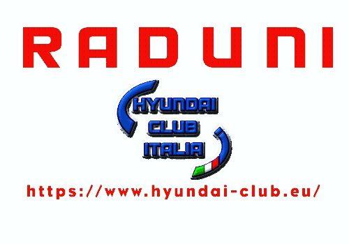 Raduni Hyundai in agenda per Settembre e Ottobre